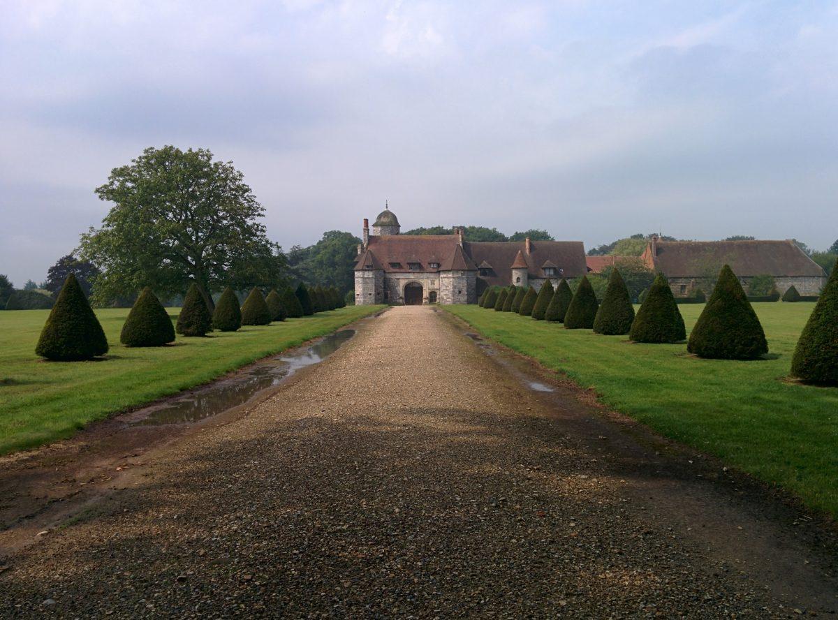 Jagdschloss Varengeville-sur-Mer